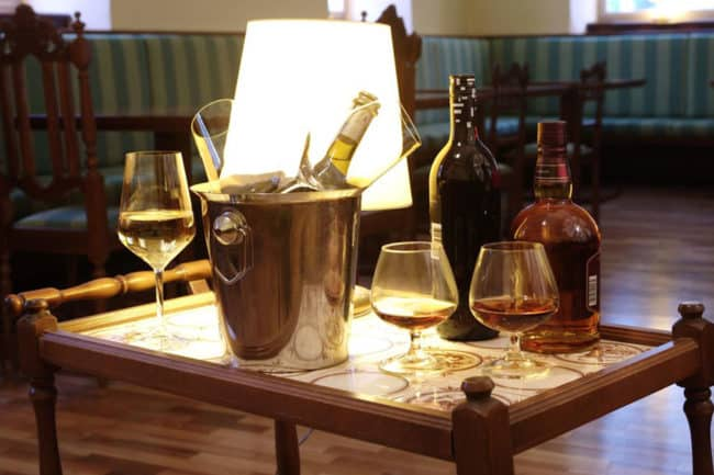 Hotel Kamnik offers a wide variety of exquisite wines along with other local cuisines