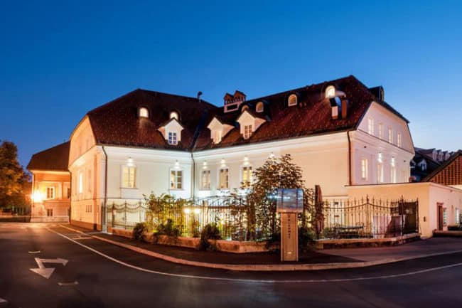 Hotel Kamnik is situated in the charming city of Kamnik - the homecity of your guide