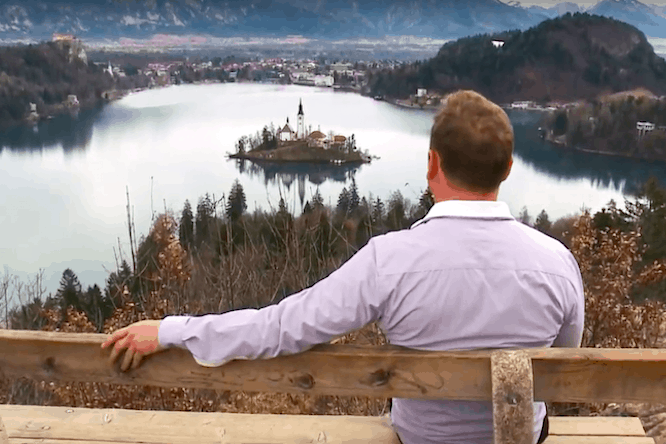 Best spot to enjoy Lake Bled and its surroundings